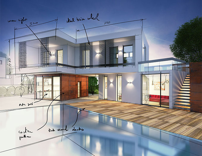 design and build in costanitavillas real estate and constuction