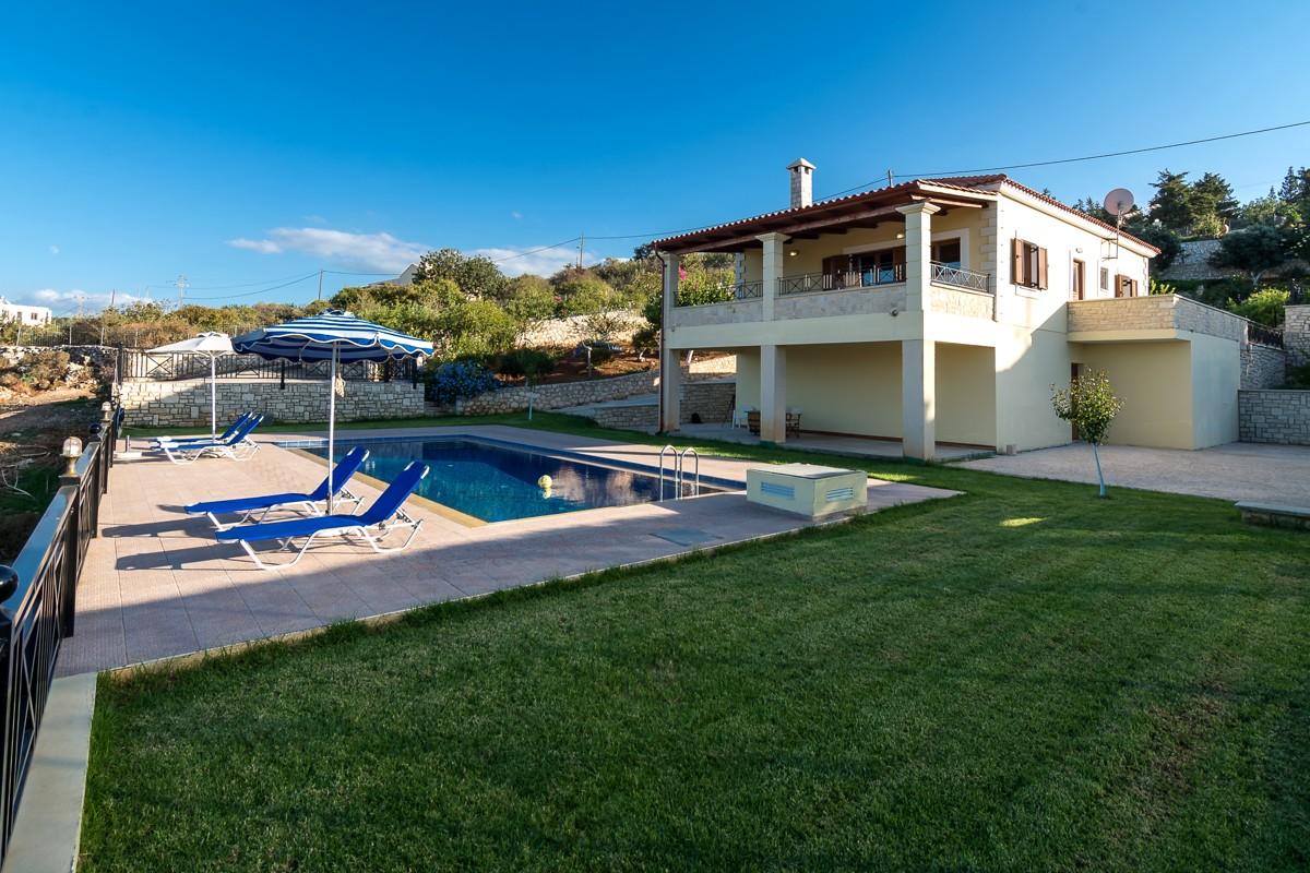 Villa Erato for rent in Gavalochori