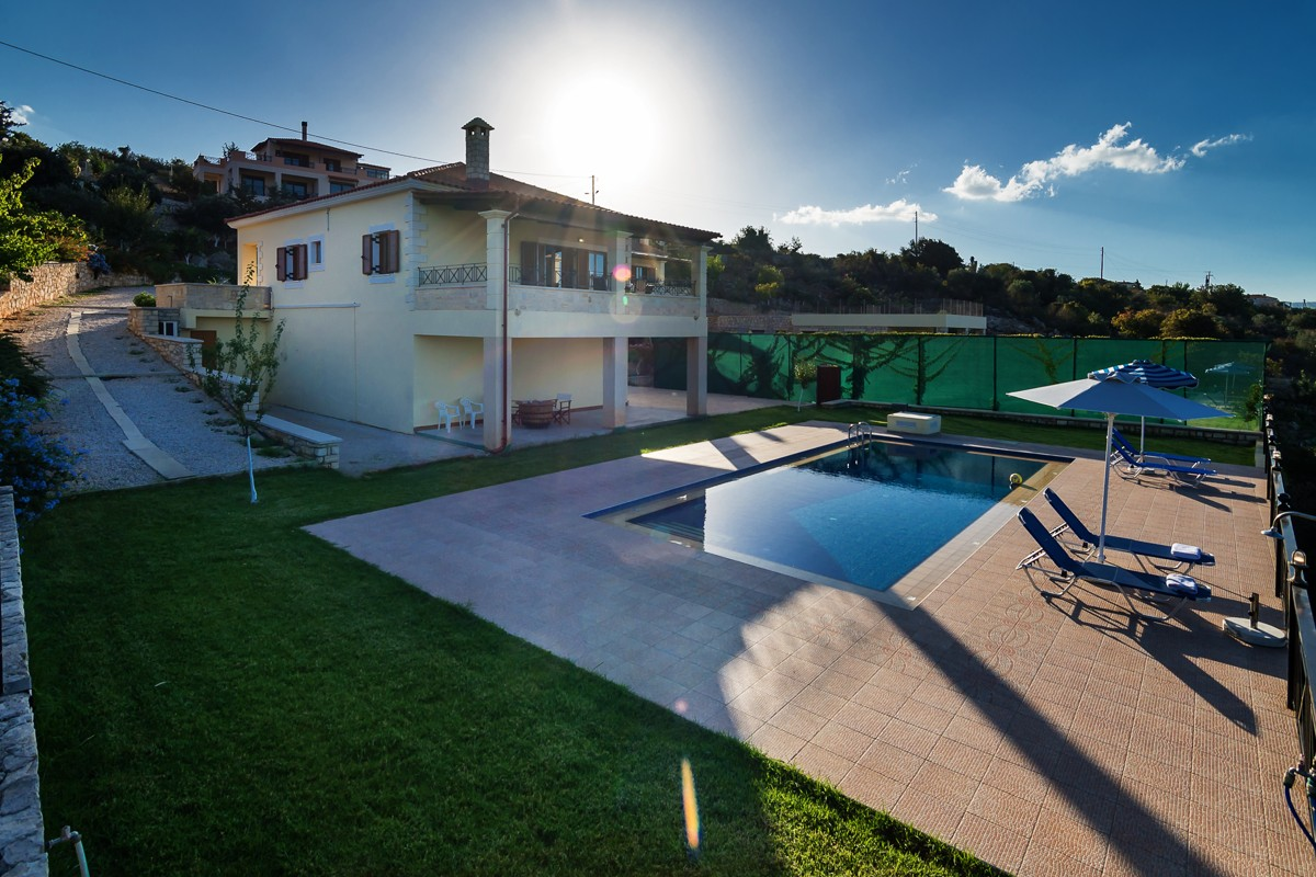 Villa Erato for rent in Gavalochori