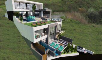 Kalyves Luxury Villa For Saleluxury villa Kalyves 6 bedrooms 3 0001