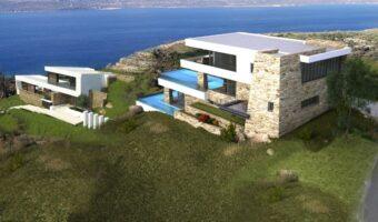 Plaka Luxury Villa For Salepurgonas 2 spitia