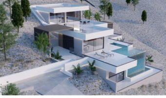 Crete Greeve Luxury VIlla Under Development For Sale0002